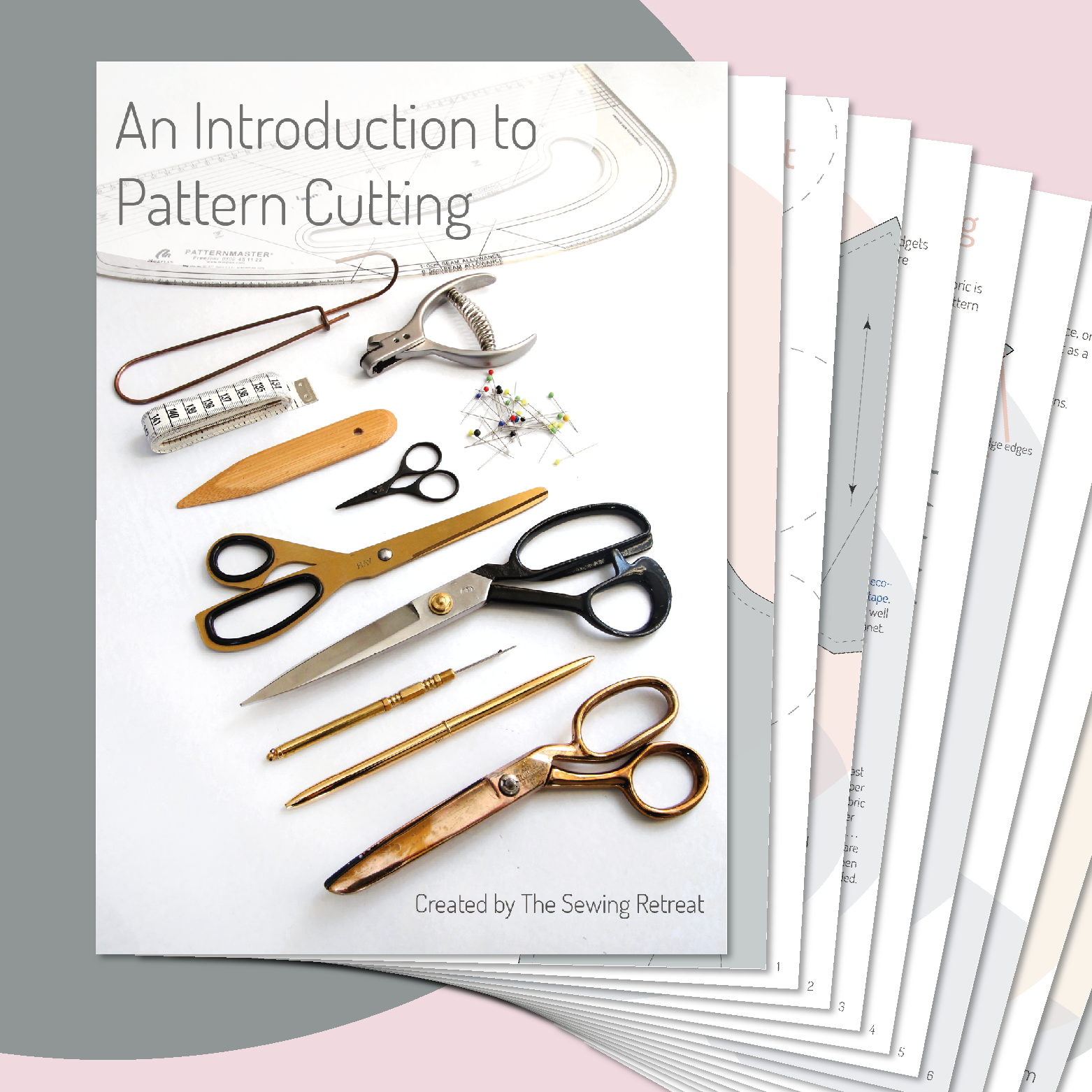 The Sewing Retreat_Intro to Pattern Cutting_Images-04 - Sarah Roz