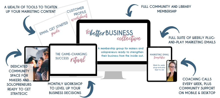 The Better Business Collective Membership
